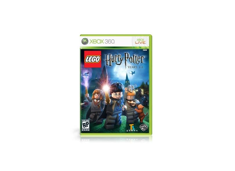 Jogo Lego Harry Potter: Years 1-4 Warner Bros Xbox 360