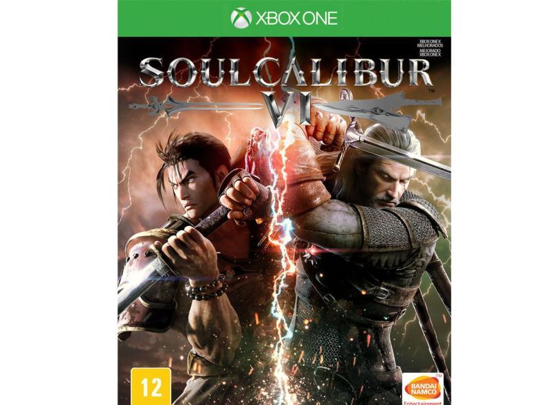 Jogo Soulcalibur VI Xbox One Bandai Namco