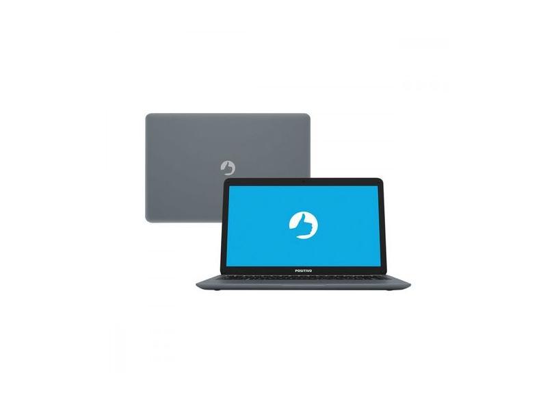 """Notebook Positivo Motion Intel Core i3 6006U 6ª Geração 4 GB de RAM 128.0 GB 14 """" Windows 10 4128A"""