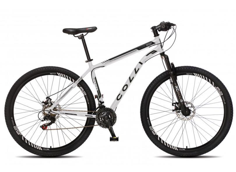 Bicicleta Mountain Bike Colli Bikes 21 Marchas Aro 29 a Disco Mecânico Athena