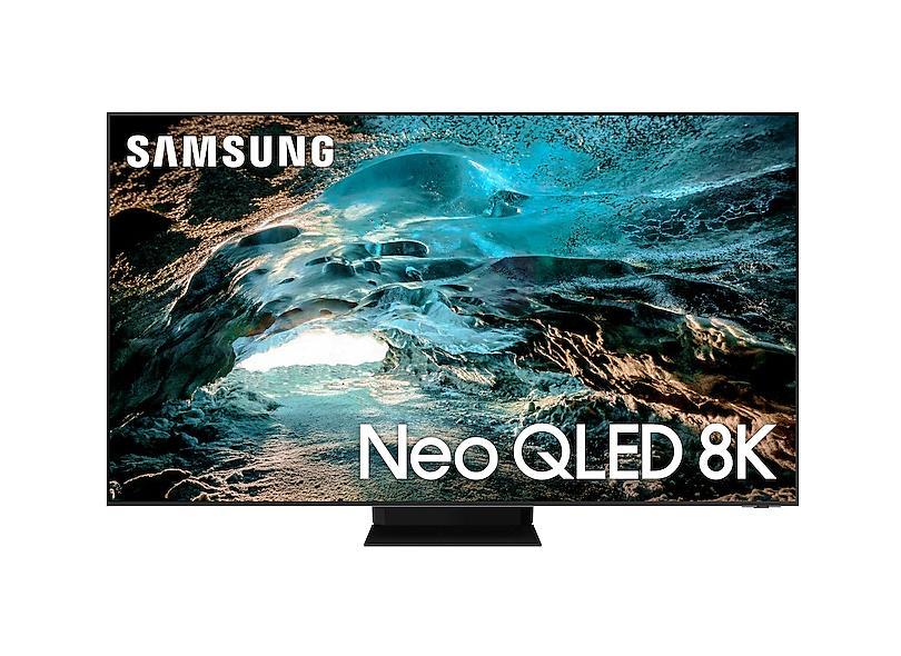 "Smart TV TV Neo QLED 85 "" Samsung 8K HDR QN85QN800AGXZD 4 HDMI"