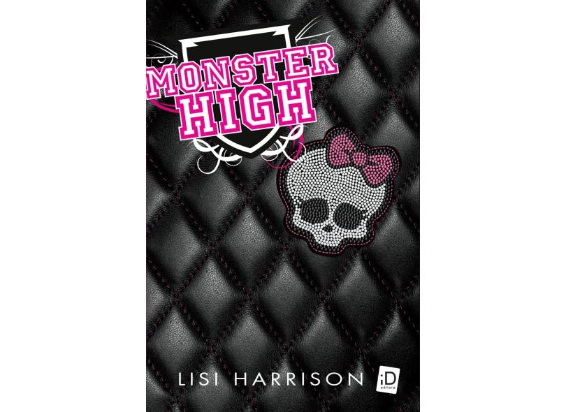 Monster High - Harisson, Lisi - 9788516069254