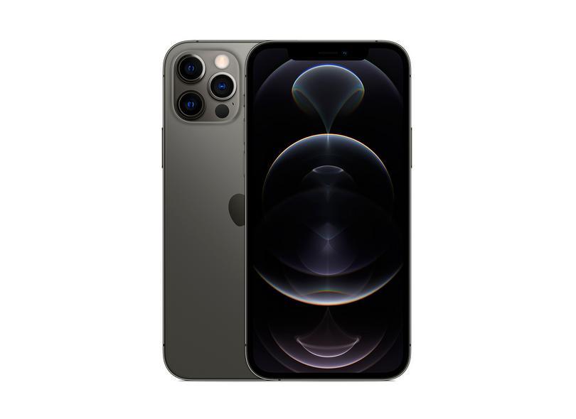 Smartphone Apple iPhone 12 Pro Max 128GB Câmera Tripla Apple A14 Bionic iOS 14
