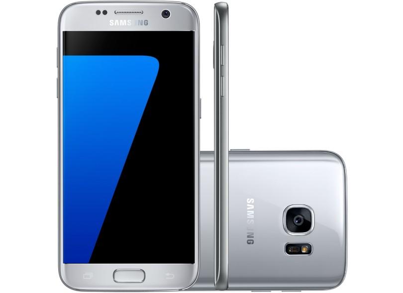 Smartphone Samsung Galaxy S7 SM-G930F 12,0 MP 32GB 3G 4G Wi-Fi