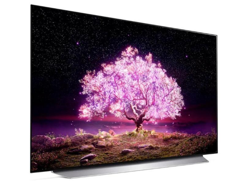 """Smart TV TV OLED 48 """" LG ThinQ AI 4K HDR OLED48C1 4 HDMI"""