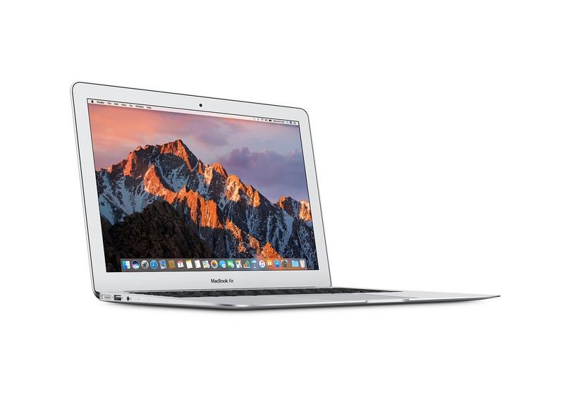 "Macbook Apple Macbook Air Intel Core i5 8 GB de RAM 128.0 GB 13.3 "" Mac OS Sierra MacBook Air de 13 Polegadas"