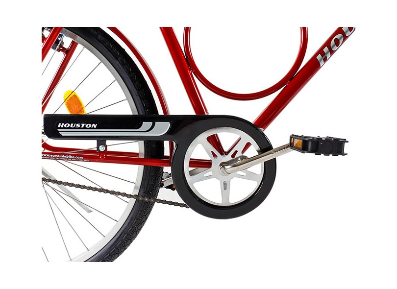 Bicicleta Houston Super Forte VB Aro 26