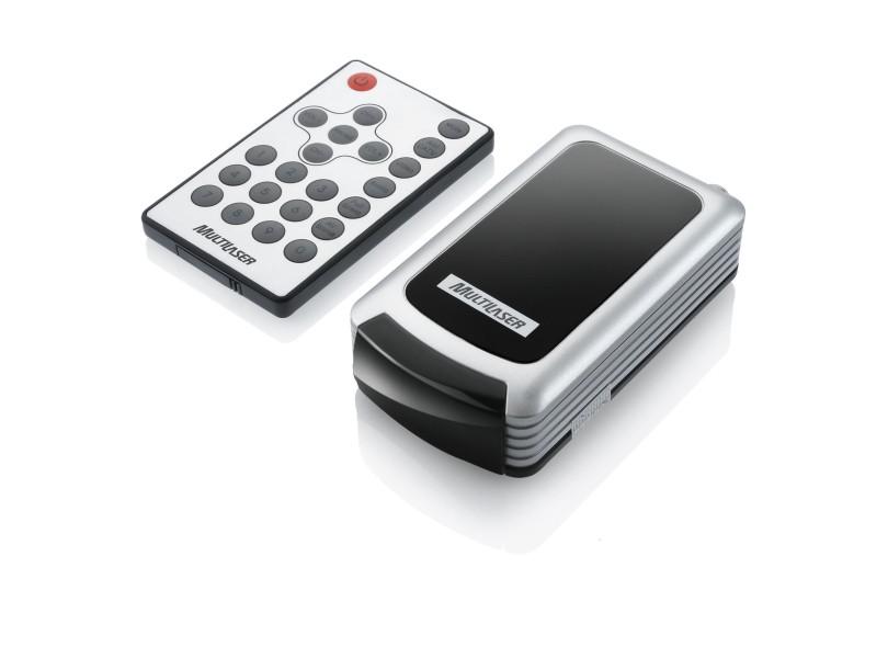 Receptor de TV Analógico USB RE101 Multilaser
