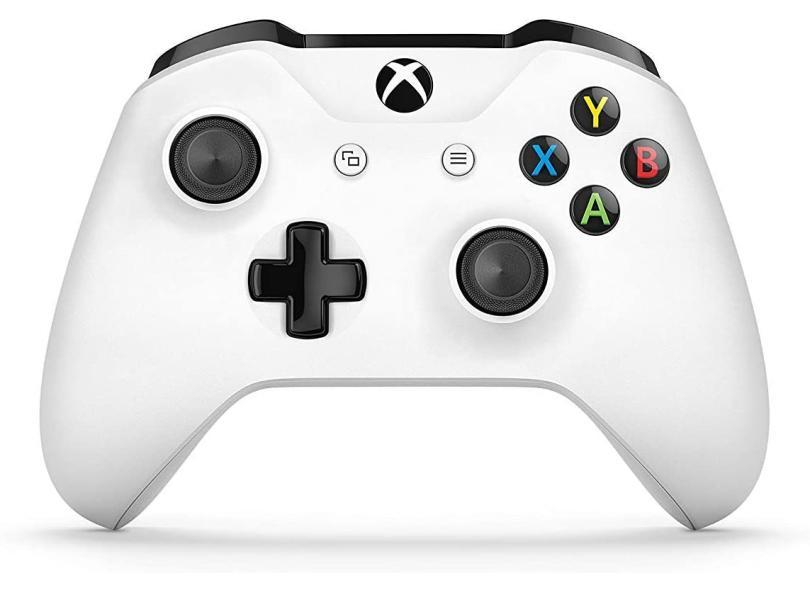 Controle Xbox One S sem Fio - Microsoft