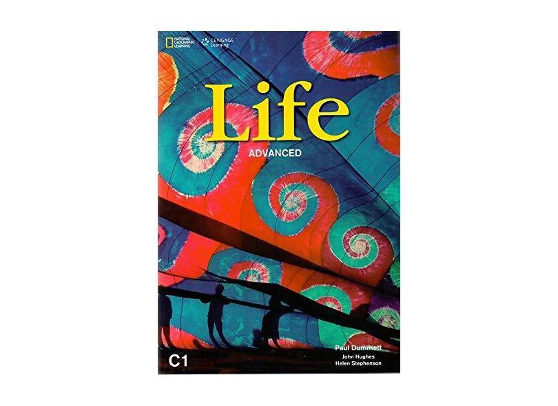 Life Advanced - Student Book + DVD - Dummett, Paul; Heinle; Hughes, John - 9781133315735