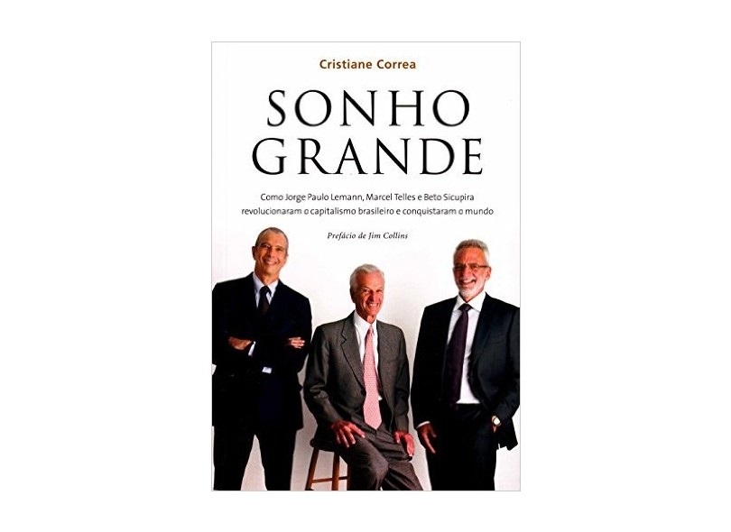 Sonho Grande - Correa, Cristiane - 9788575429105