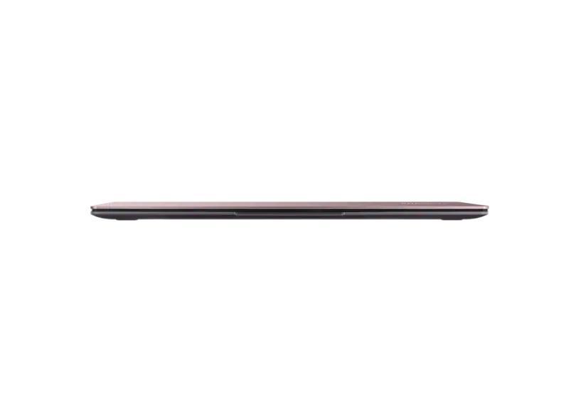 "Notebook Samsung Galaxy Book S Intel Core i5 L16G7 8 GB de RAM 512.0 GB 13.3 "" Full Touchscreen Windows 10 NP767XCM-K02BR"