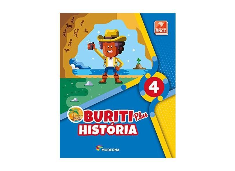 Buriti Plus His 4 - Vários Autores - 9788516113070