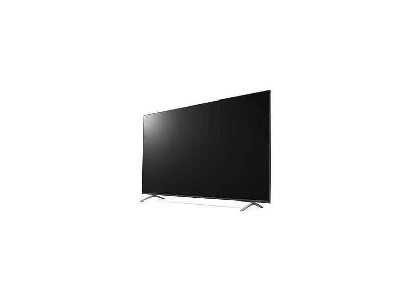 """Smart TV TV LED 70"""" LG ThinQ AI 4K HDR 70UP7750PSB 3 HDMI"""