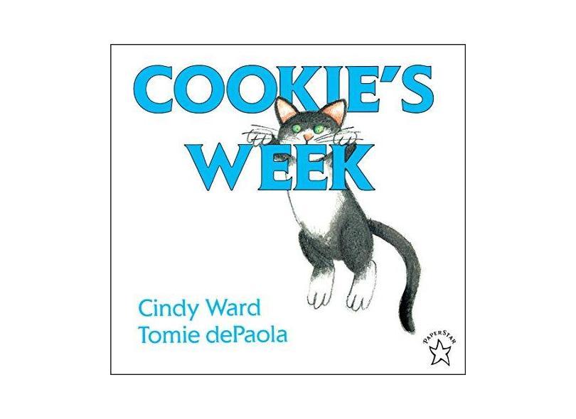 Cookie's Week - Cindy Ward - 9780698114357