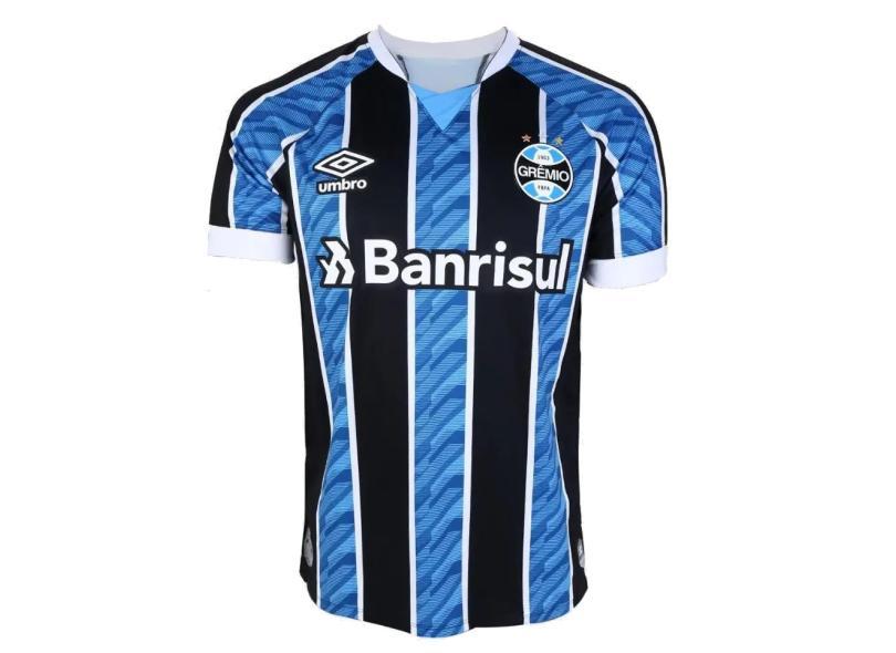 Camisa Torcedor Grêmio I 2020/21 Umbro