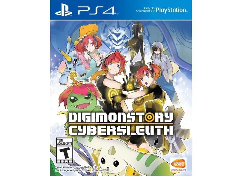 Jogo Digimon Story PS4 Bandai Namco