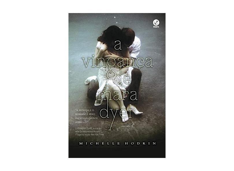 A Vingança de Mara Dyer - Volume 3 - Capa Comum - 9788501104649