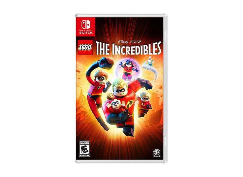 Jogo LEGO The Incredibles Lego Nintendo Switch