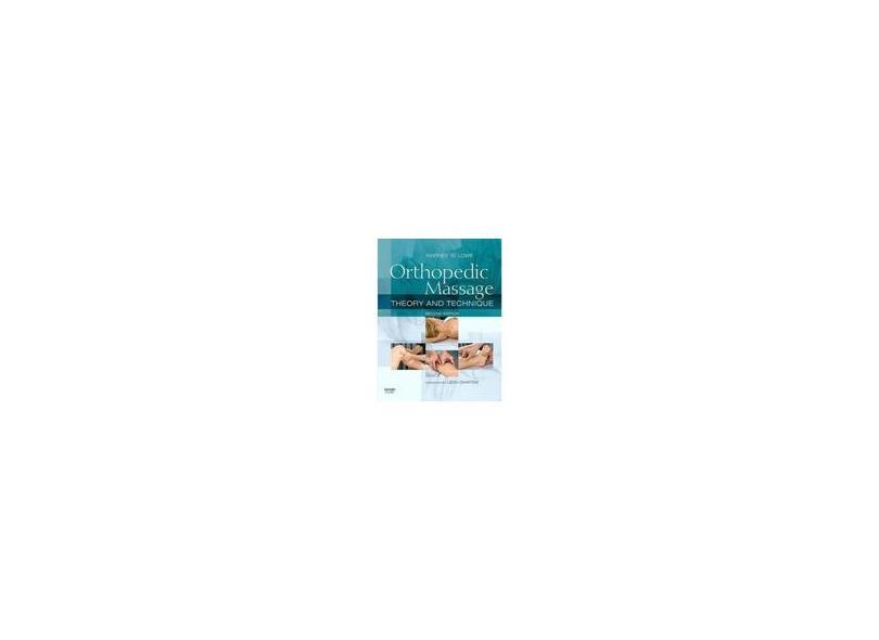 ORTHOPEDIC MASSAGE - Lowe, Whitney W. - 9780443068126