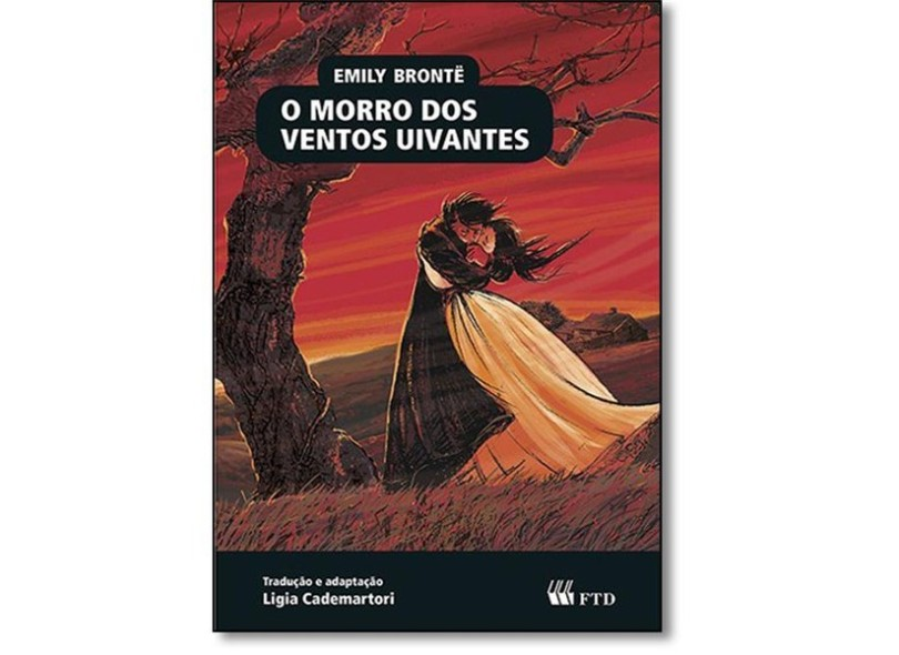 O Morro Dos Ventos Uivantes - Emily Brontë - 9788532292834