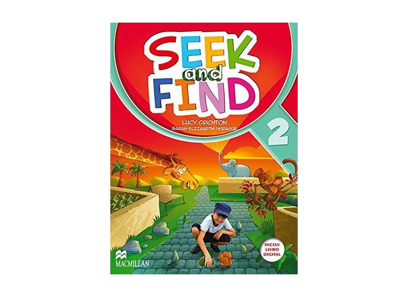 Seek And Find 2 - Student's Book + Multi-rom + Digital Book - Prowse, Philip - 9786685723625