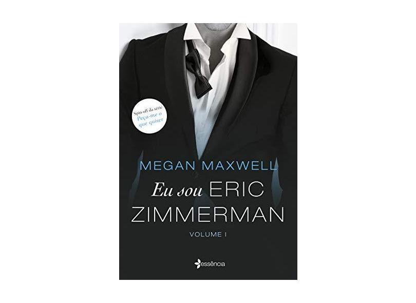 Eu Sou Eric Zimmerman - Megan Maxwell - 9788542212785