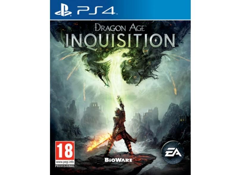 Jogo Dragon Age: Inquisition PS4 EA