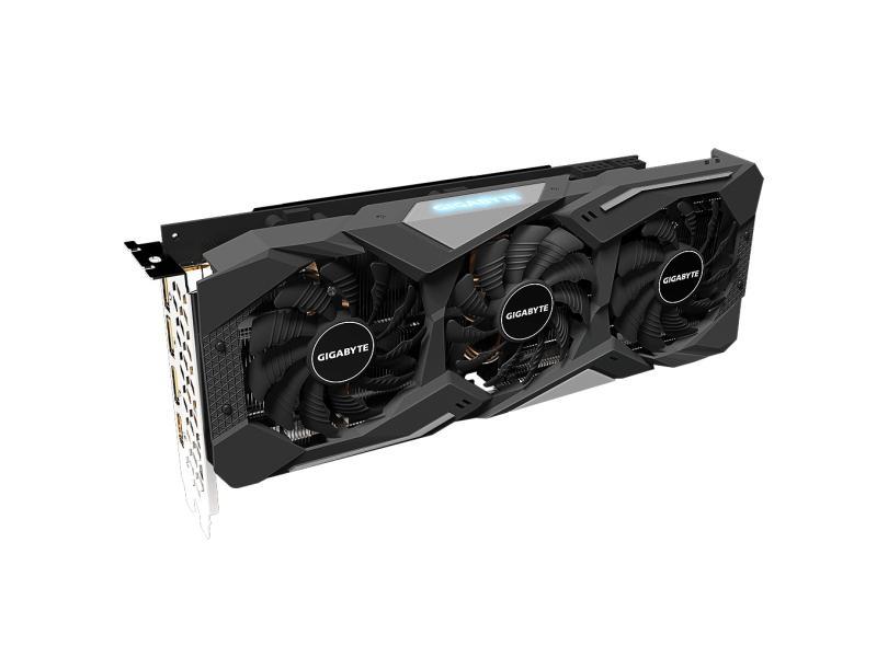 Placa de Video ATI Radeon RX 5700 XT 8 GB GDDR6 256 Bits Gigabyte GV-R57XTGAMING OC-8GD