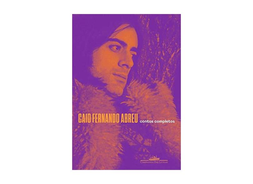 Contos Completos - Abreu,caio Fernando - 9788535931280