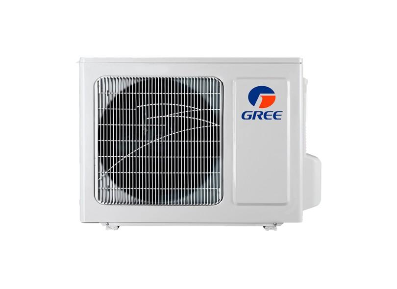 Ar Condicionado Split Hi Wall Gree Eco Garden 12000 BTUs Inverter Controle Remoto Quente/Frio GWH12QC / D3DNB8M