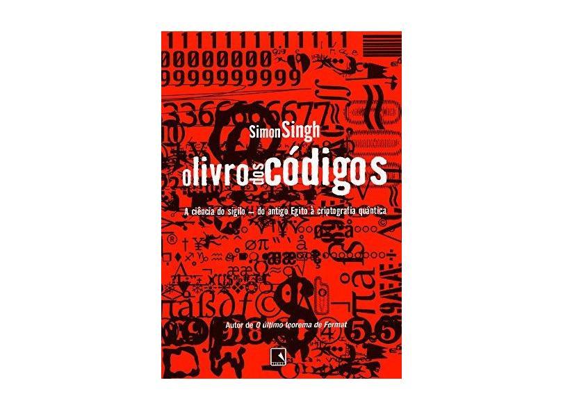 O Livro Dos Códigos - Simon Singh - 9788501055989