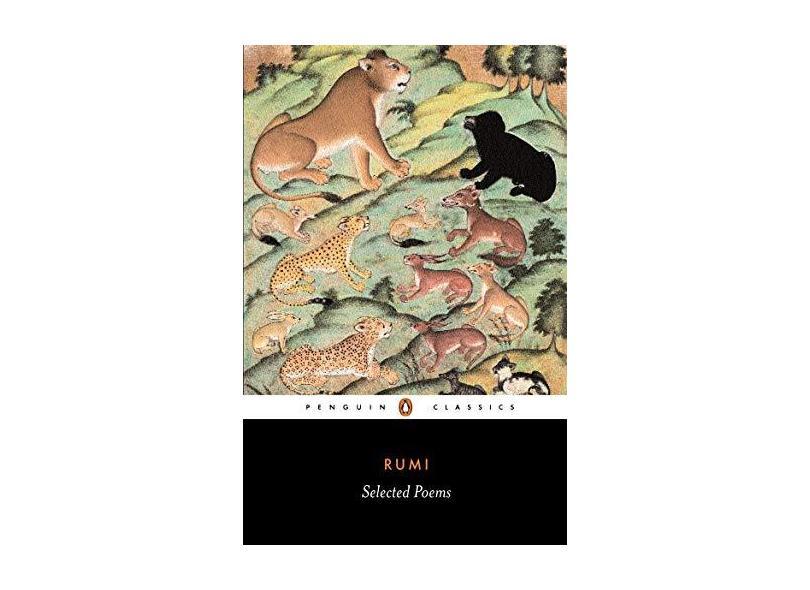 "Selected Poems - ""jalal Al-din Rumi, Maulana"" - 9780140449532"