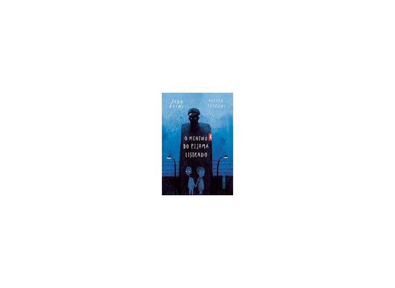 O Menino Do Pijama Listrado - Edição Comemorativa - Boyne, John - 9788555340482