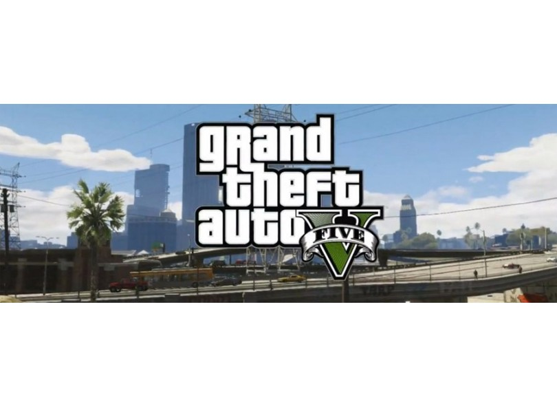Jogo Grand Theft Auto V Playstation 3 Rockstar