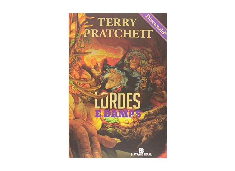 Lordes E Damas - Pratchett, Terry - 9788528616972
