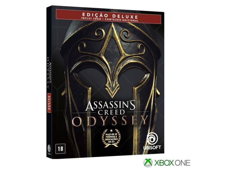 Jogo Assassin's Creed Odyssey Xbox One Ubisoft