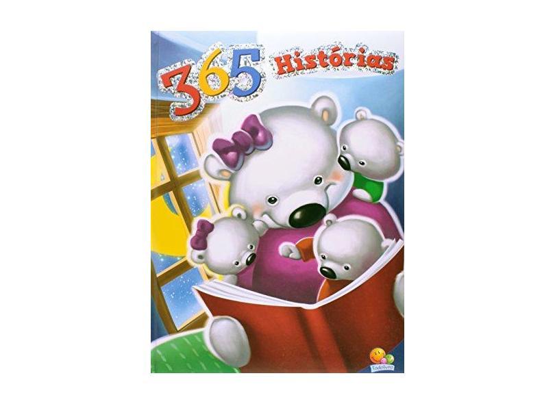 365 Histórias - Edição de Luxo - Vários - 9788537623145