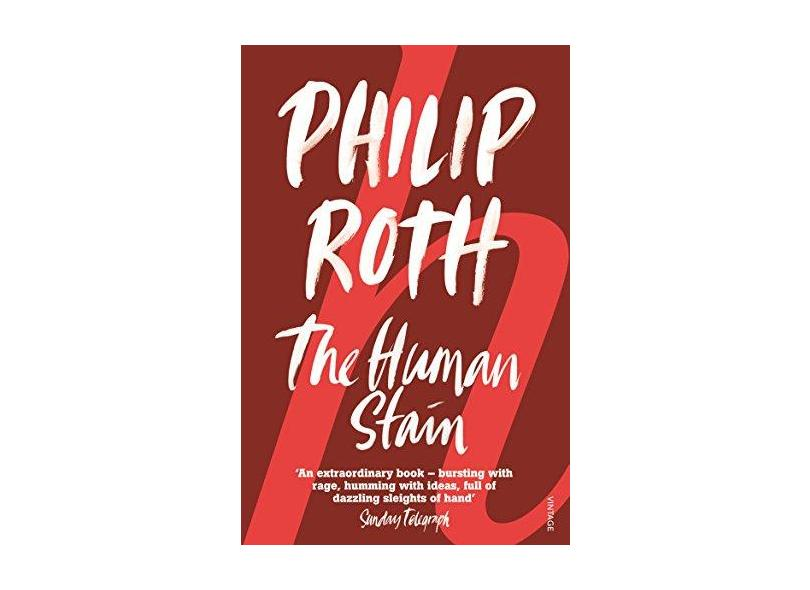 """The Human Stain - """"roth, Philip"""" - 9780099282198"""