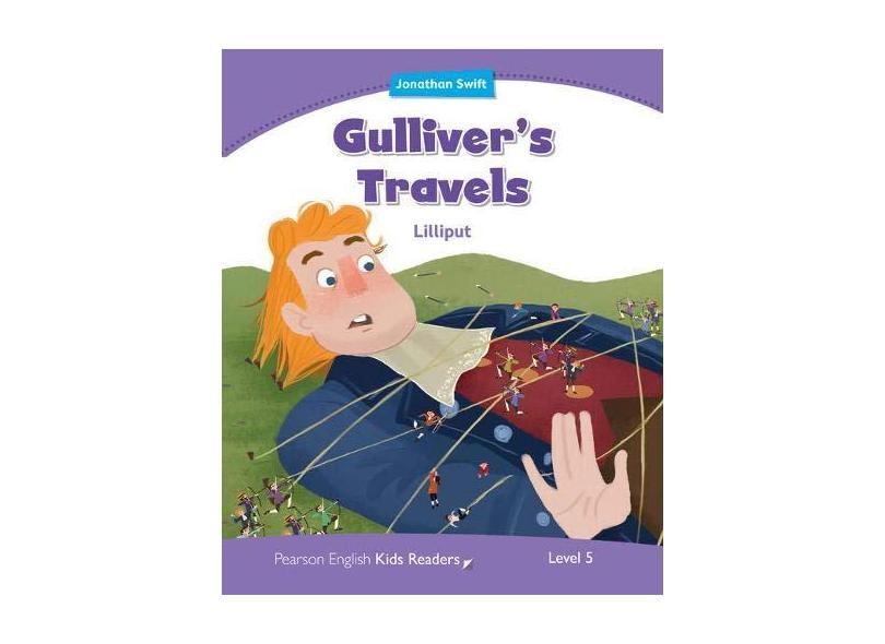 Gulliver's Travels: Level 5 - Jonathan Swift - 9781408288450