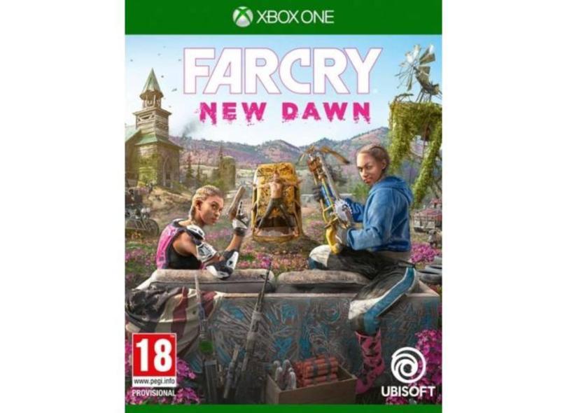 Jogo Far Cry New Dawn Xbox One Ubisoft