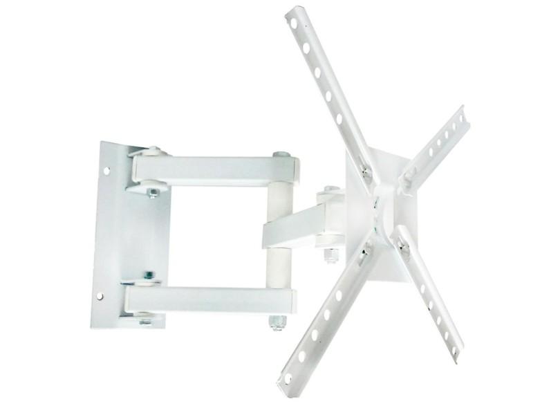 """Suporte para TV LCD/LED/Plasma Articulado 10"""" a 42"""" Brasforma SBRP140B"""