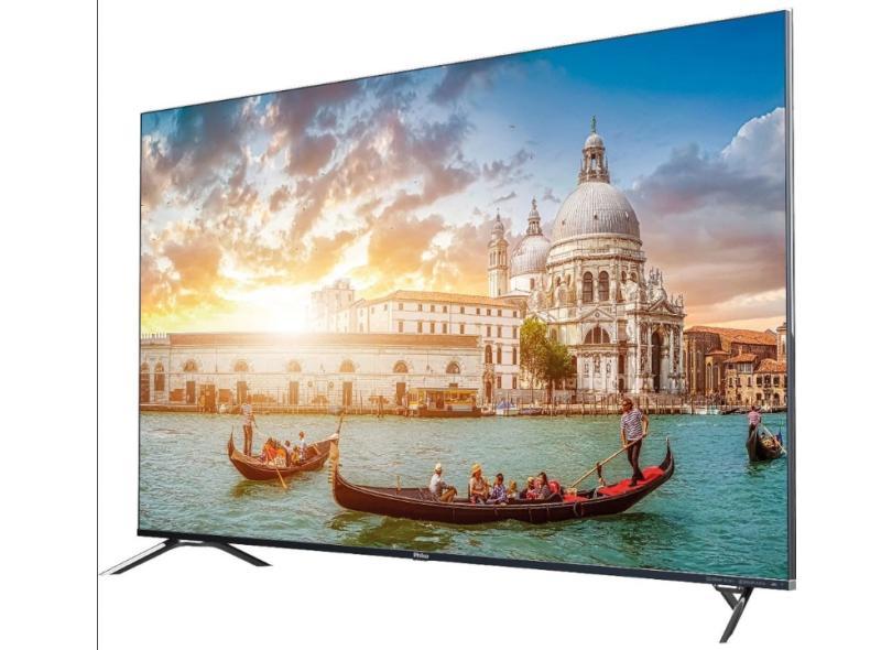 """Smart TV TV LED 75 """" Philco 4K HDR PTV75K90AGIB 4 HDMI"""