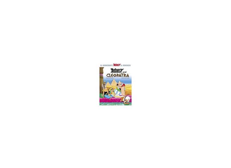 Asterix And Cleopatra - Uderzo, Albert - 9780752866079