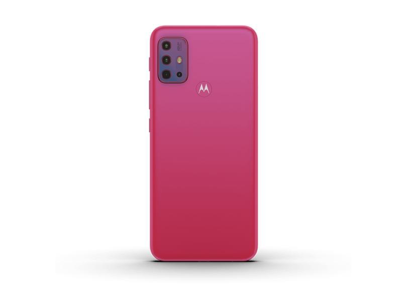 Smartphone Motorola Moto G G20 64GB Câmera Quádrupla 2 Chips Android 11