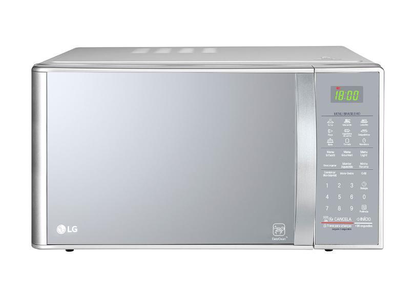 Micro-ondas LG EasyClean 30 l MH7093BR