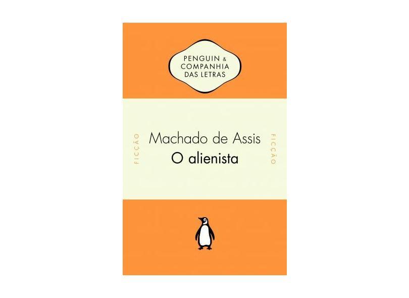 O Alienista - Machado De Assis - 9788563560933