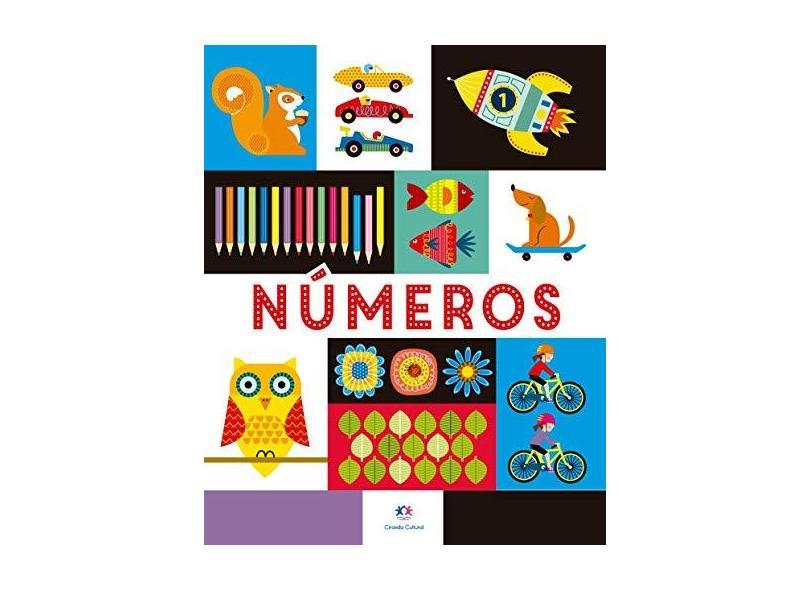 Números - Ciranda Cultural - 9788538082354