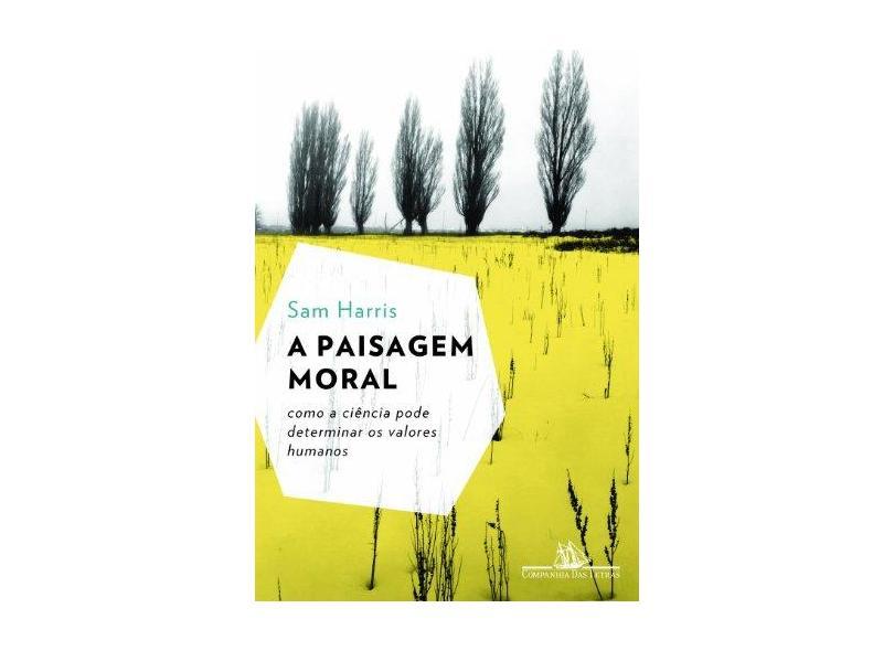 A Paisagem Moral - Como A Ciência Pode Determinar Os Valores Humanos - Harris, Sam - 9788535923292