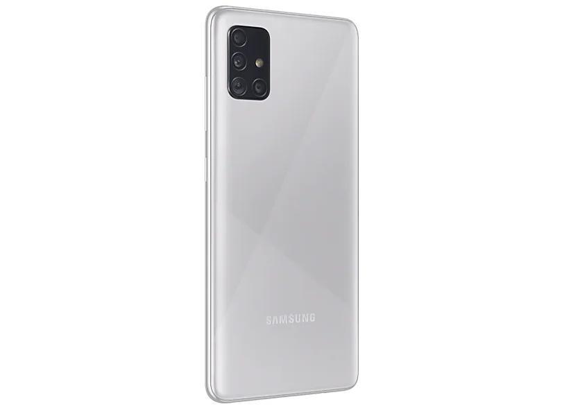 Smartphone Samsung Galaxy A51 SM-A515F TV Digital 128GB Câmera Quádrupla Android 10